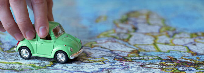 Planning on driving abroad?